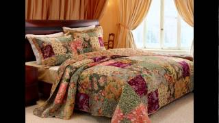 Greenland Home Antique Chic Full 3-Piece Bedspread Set