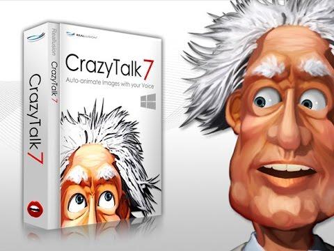 تحميل برنامج crazy talk