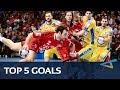 Top 5 goals round 10 velux ehf champions league 2017 18 mp3