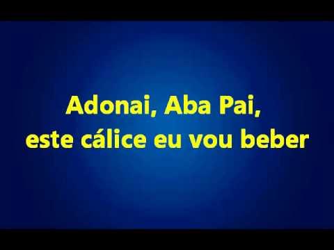 Adonai Aba Pai Aline Barros Playback Legendado Youtube