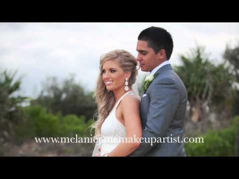 Gold Coast Makeup Artist - Tamara Wedding 2013