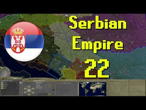 Supreme Ruler 2020 | Serbian Empire | Part 22 | Battle for Italy