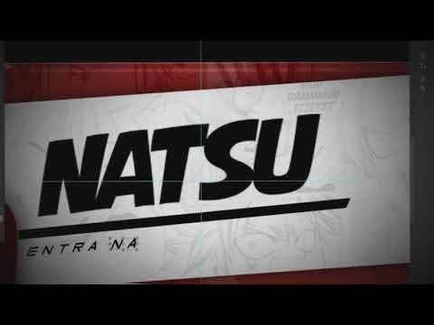 Speed Art Banner For Natsu Safadão By : Near Artz