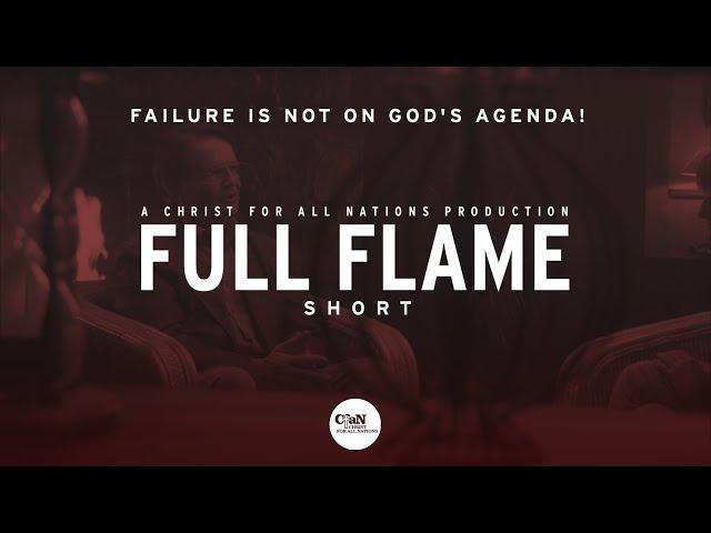 Failure is not on God's agenda!