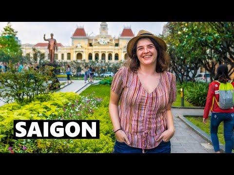 THE PERFECT ONE DAY SAIGON CITY TOUR (Ho Chi Minh City Vietnam Vlog 2019)