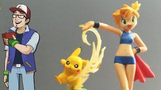 The Pokémon Trading FIGURE Game