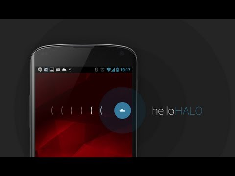 Paranoid Android's HALO - Overview