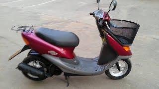 Налаштування варіатора Скутера Honda Dio Cesta AF 34