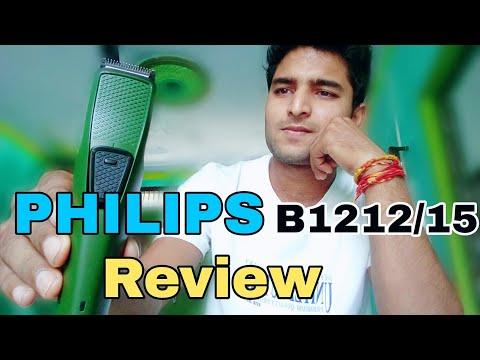 Phillips Cordless Trimmer BT 1212/15 Review After 1 months of Usage | Akash Mavi