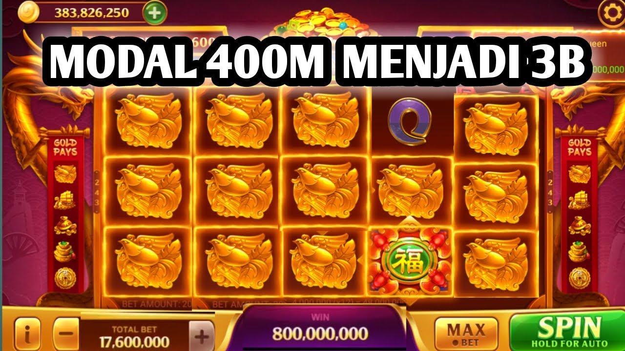 Download MODAL 400M MENJADI 3B DI DUO FU DUO CAI | HIGGS DOMINO INDONESIA