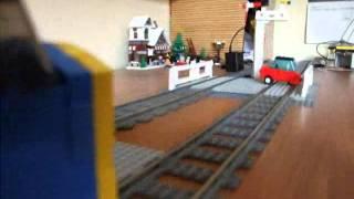 Lego Top Gear Train Crash