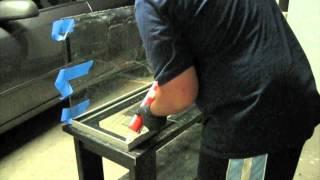 How To Replace Aquarium Glass Panel