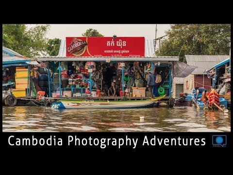 Vietnam to Cambodia #3 Tonlé Sap, Angkor Wat, Ta Prohm