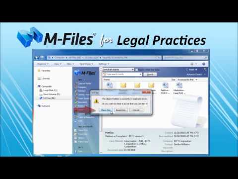 M Files Document Management System for Law Firms - Allied Business Solutions