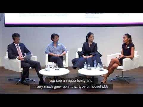 FEW x Credit Suisse Panel Discussion | The Journey of Female