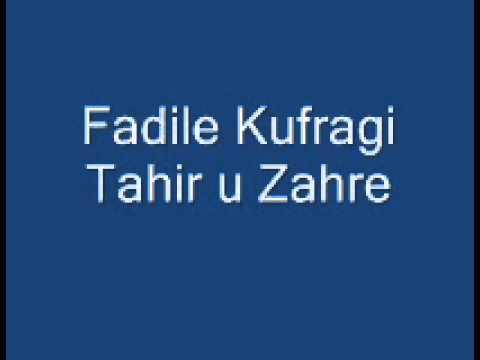 Fadile Kufragi - Tahir u Zahre 4/4 (viransehir)