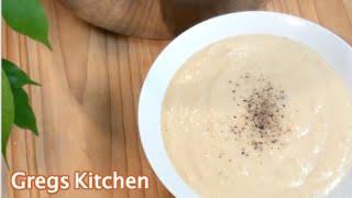 How To Make Cream Of Cauliflower Soup - Recipe