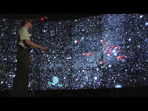 CAVE2 (TM) Hybrid Reality Environment - Trailer 1