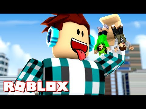 Roblox - O AUTHENTIC FICOU GIGANTE !!