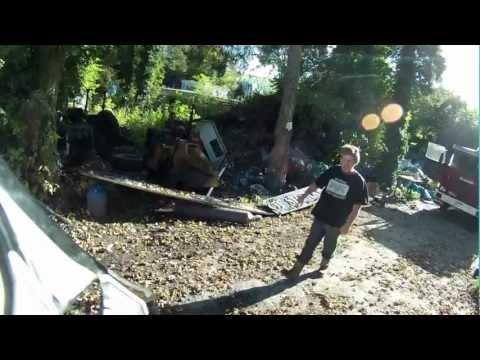 Biker vs Landowner