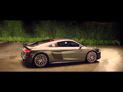 Audi R8 Super Bowl 2016 Commercial – Commander – Extended Cut