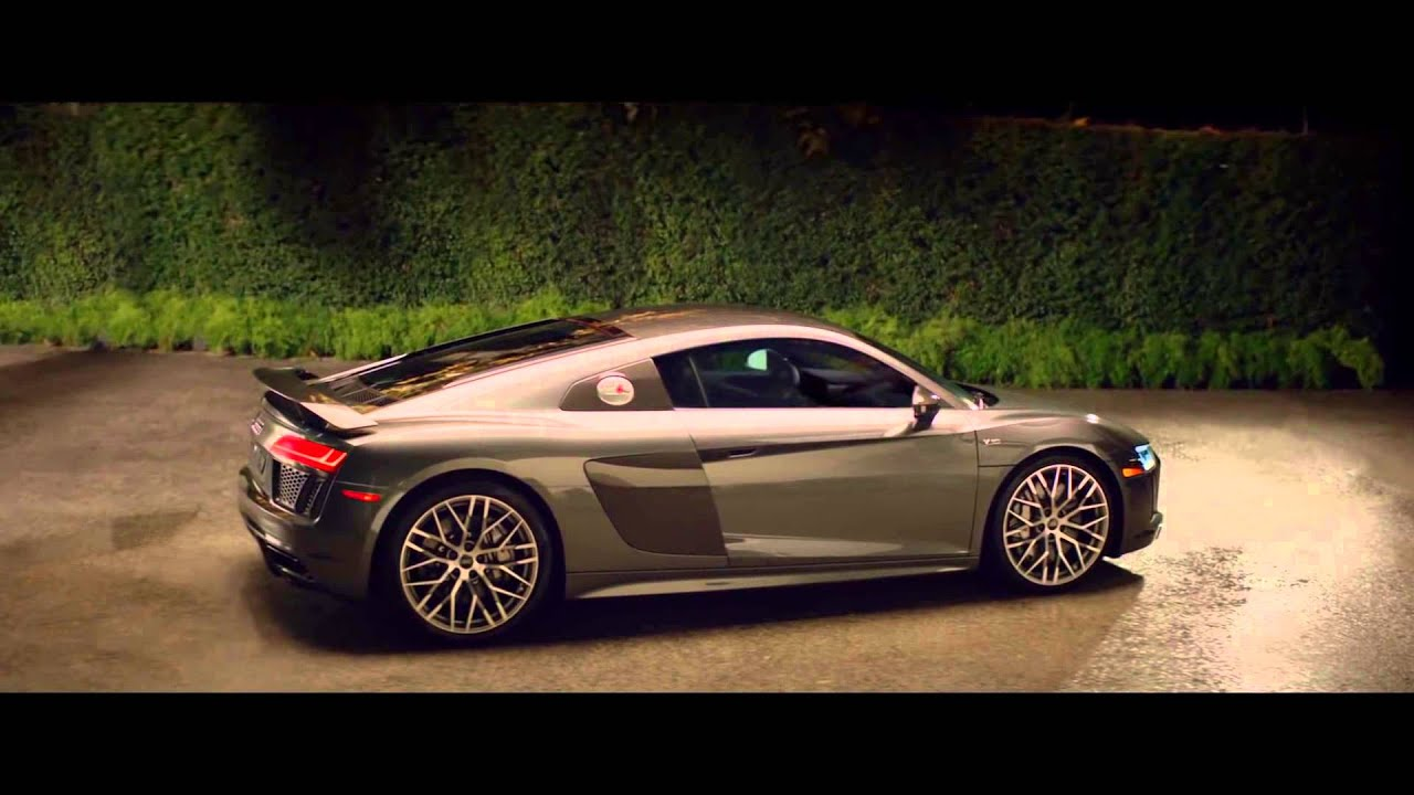 Audi R Super Bowl Commercial Commander Extended Cut YouTube - Audi r8 commercial