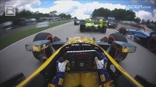 IndyCar: HD Helmet Camera Reel