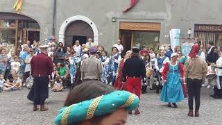 Gromo medievale: Branle de Chevaux