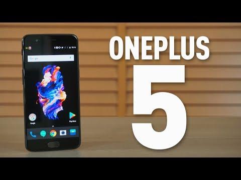 OnePlus 5 akıllı telefon incelemesi
