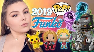 My 2019 Funko Pop Collection! ||*Marvel, DC, Nickelodeon, Disney, Anime and more!*
