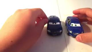 Disney Pixar cars 2 Manny Roadriguez diecast review