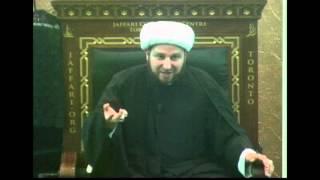 Wafat of Bibi Zainab - Dr. Sheikh Usama al-Attar