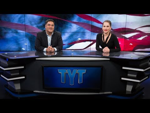 TYT LIVE - NYT Fawns Over The View; Infrastructure; Trump's Tiny Wall; Don Jr's Book!