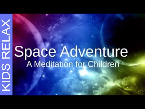 Childrens Space Adventure - A Bedtime Story for Sweet Dreams with Jason Stephenson