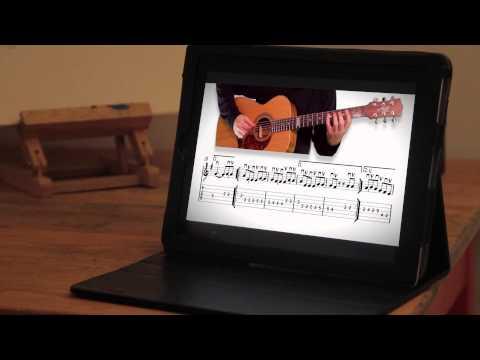 Guitar Technique Repertoire Trailer