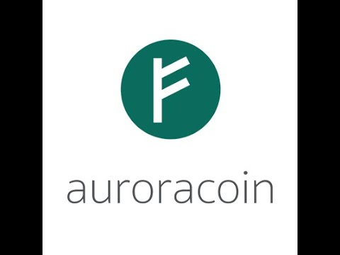 AuroraCoin - MINING Witch Very Old ANTMINER S1 SHA256!