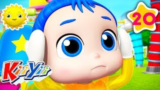 No No No Play Safe In Playground! + Many More! | Baby Songs | Nursery Rhymes | Little Baby Morning