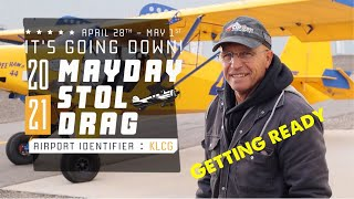STOL Drag Practice for MaydaySTOL