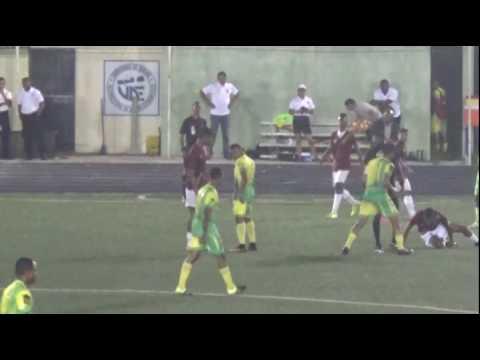 Tierra Firme FC  vs  Panamá Viejo FC 2do tiempo J9 (Parte 1)