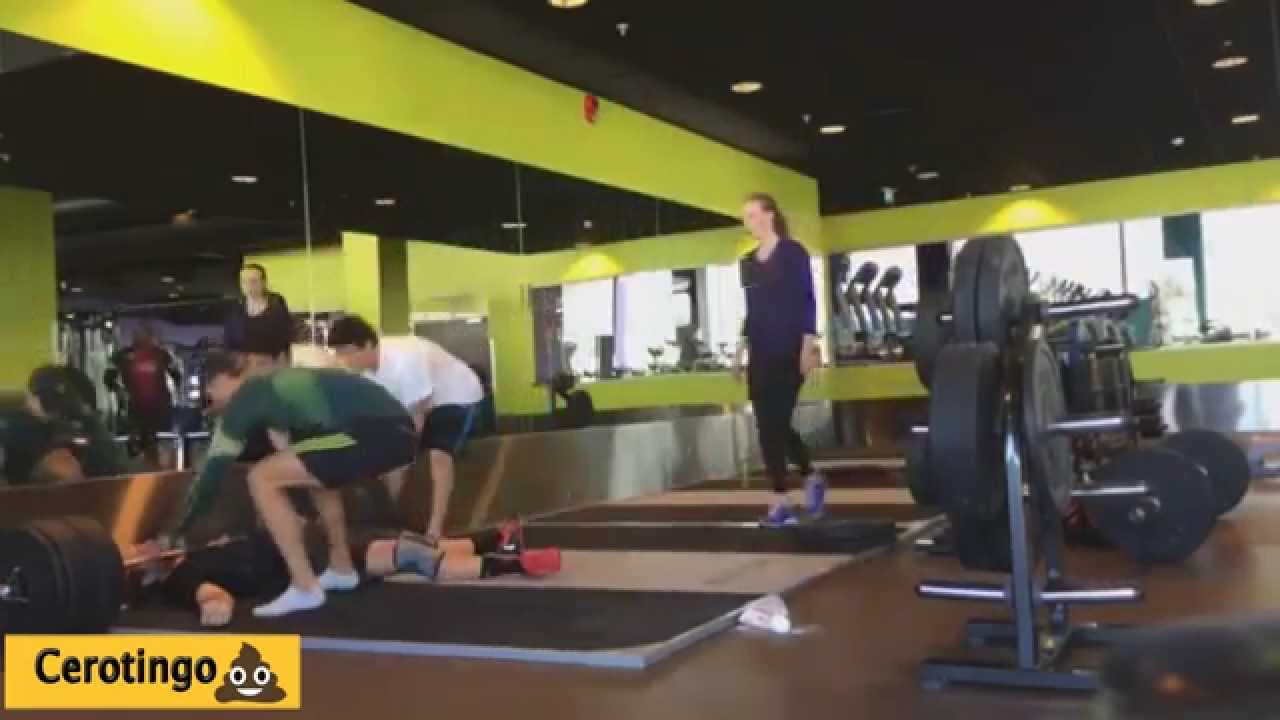 Videos Chistosos Novatos Gimnasio