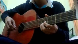 Hướng dẫn chơi guitar bài đô rê mon P.1 算什麼男人, 官方完整 what kind of man