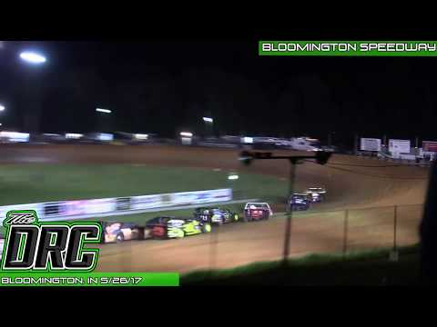 Bloomington Speedway | 5.26.17 | UMP Modifieds | Feature