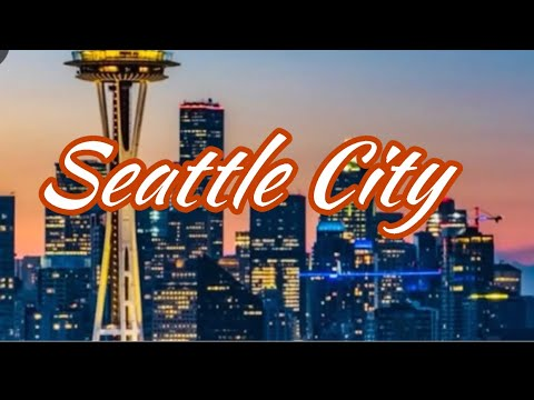 Seattle City Tour/Seattle Vlog/Seattle Pike Market/Things to do in Seattle/Seattle Attentions