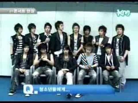 Super Junior - KM Interview [29.05.06]