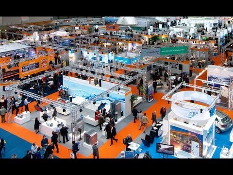 19th Group Exhibit Hydrogen + Fuel Cells at HANNOVER MESSE 2013 - Impressions