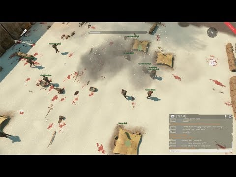 Foxhole : The 3rd Battle for Scath Passing