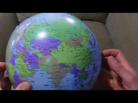 ASMR - World Weather Report - Australian Accent - Quiet Whispering the Popular Cities' Weather