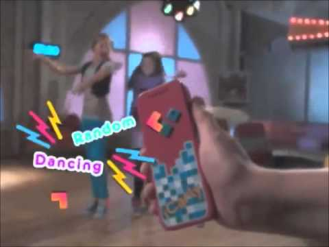 Stefanie Scott In ICarly Commercial With Zendaya