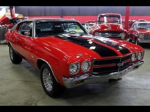 1970 chevrolet chevelle test drive classic muscle car for for Classic motors for sale