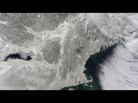 Arctic temperatures invade U.S.
